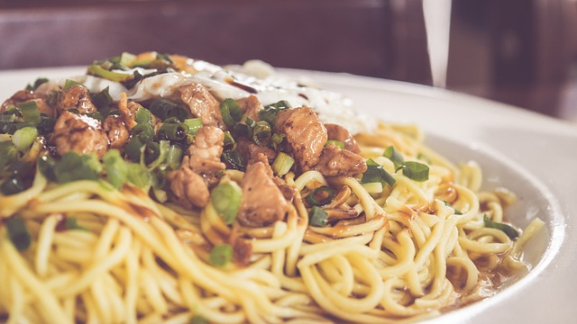 Healthiest Chinese Food To Order