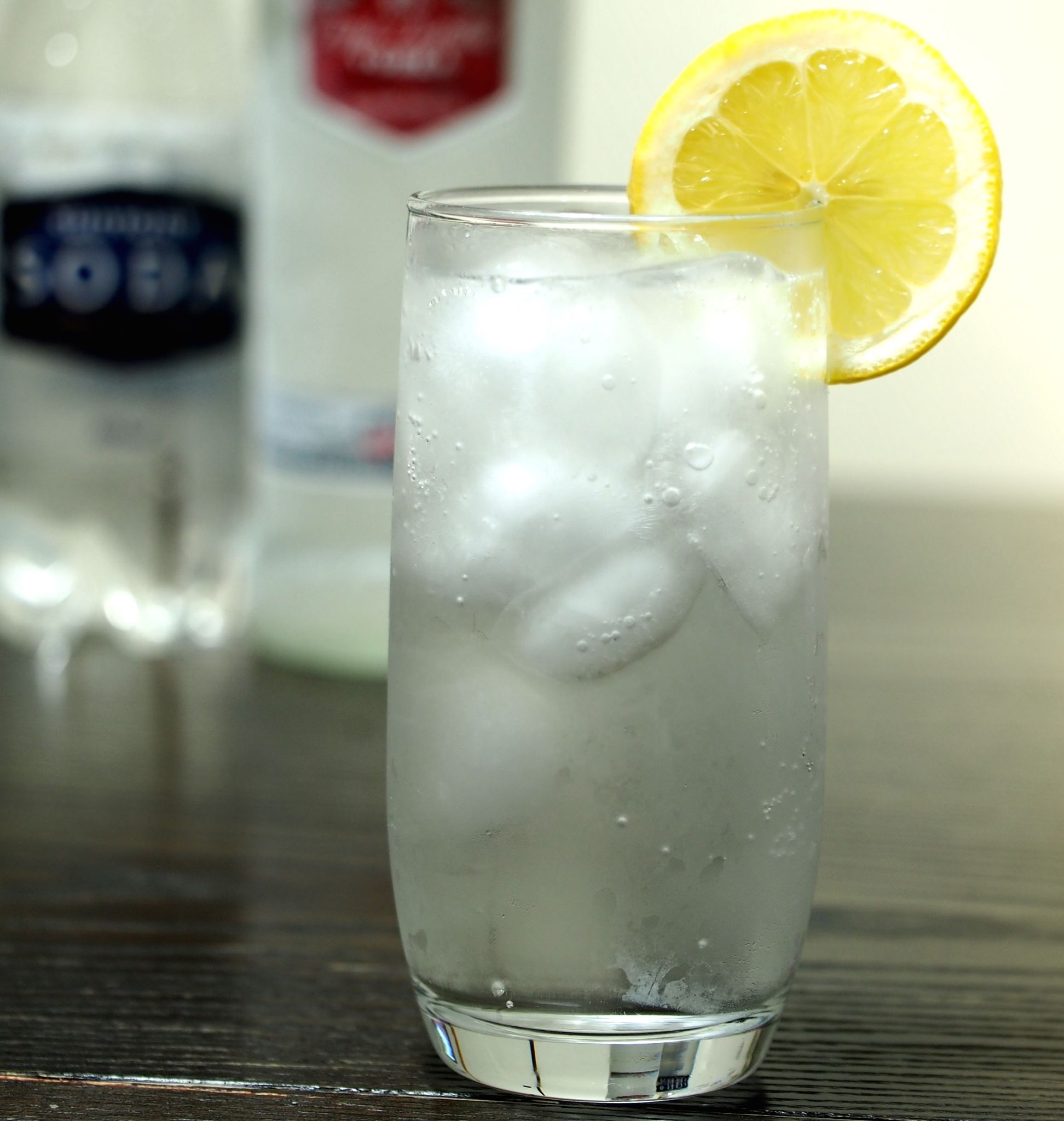 5 Healthy Alcoholic Drinks
