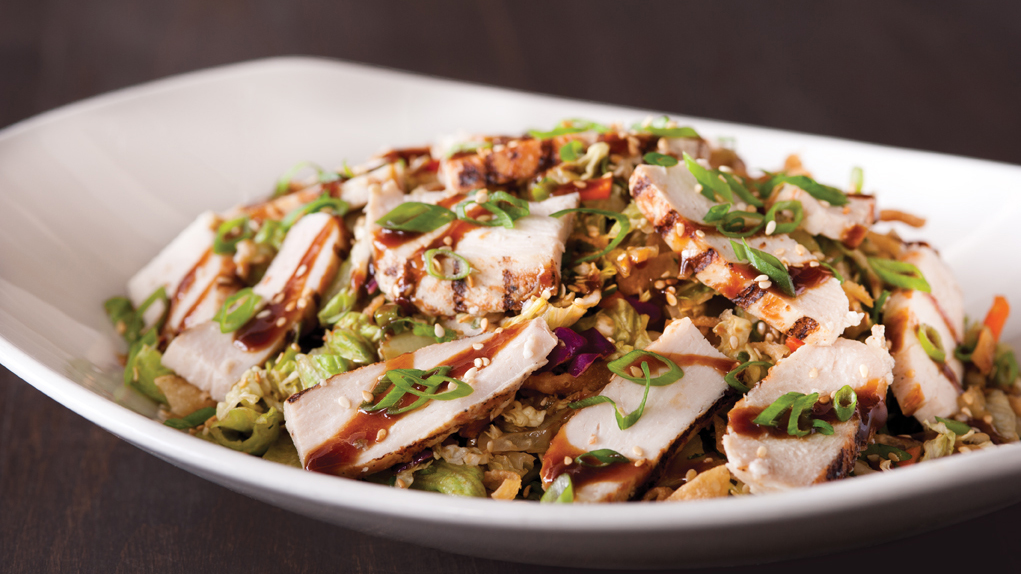 California Pizza Kitchen Chinese Chicken Salad Calories