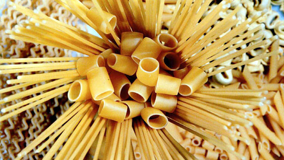 What is the best pasta to eat?