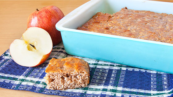 Easy Recipe: Apple Cinnamon Protein Bars