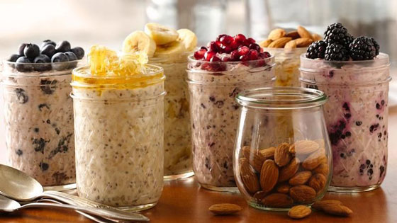 5 Healthy Breakfasts that don't include Greek Yogurt
